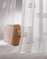 Vitrages Geplooide, wasbare raamdecoratie | van Iersel Woninginrichting